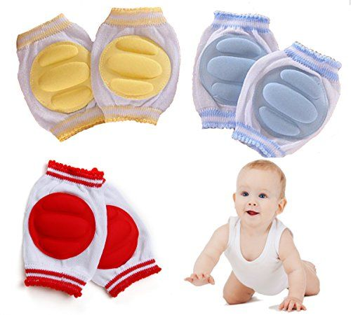 Baby knee pads,Breathable Adjustable Elastic Unisex Infant Toddler Baby Kneepads