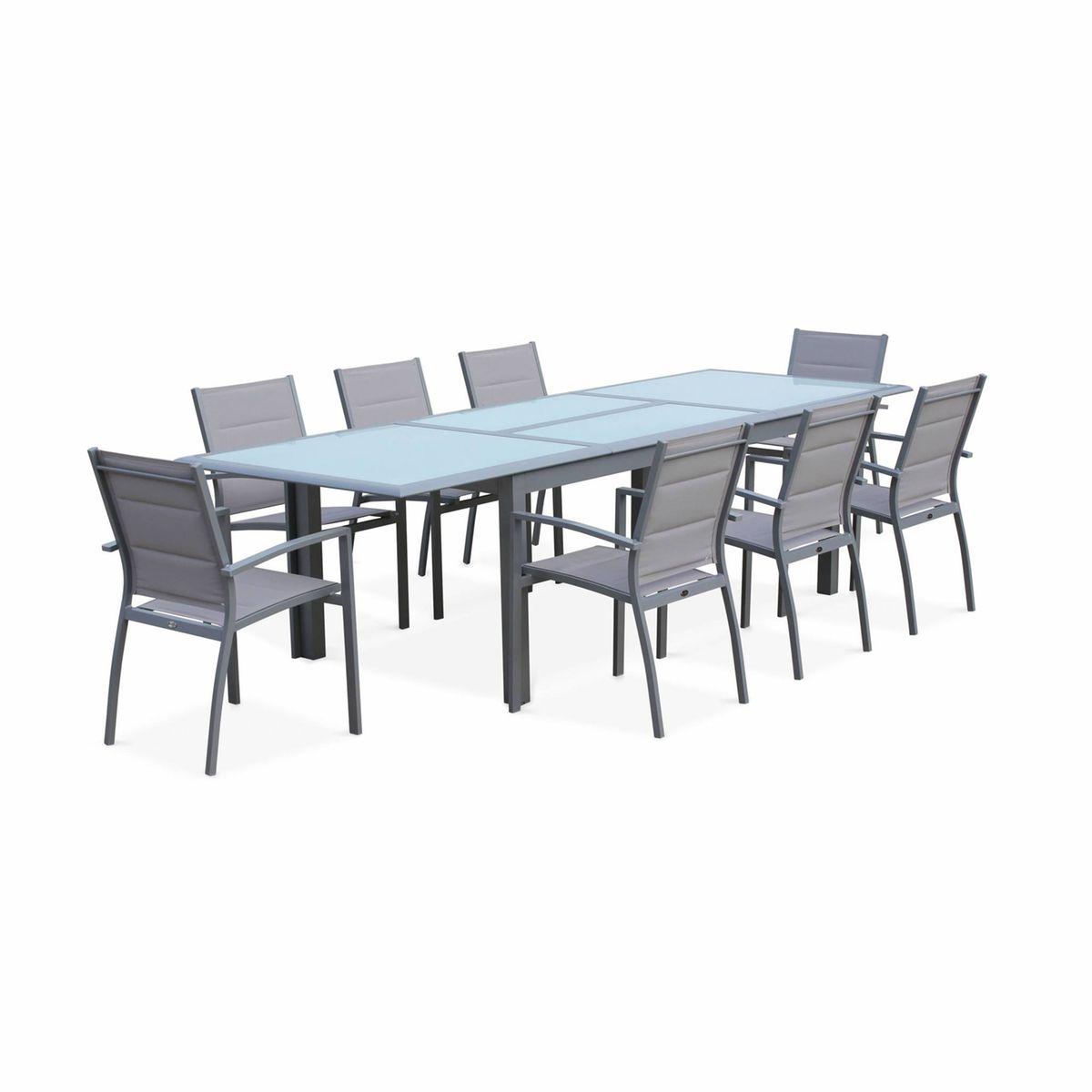 Salon de jardin table extensible - Philadelphie - Table en ...