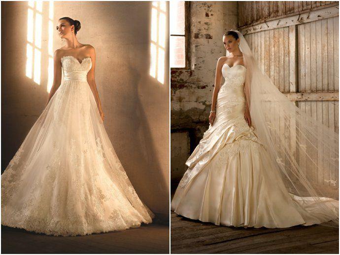 Mermaid Wedding Dress, Wedding