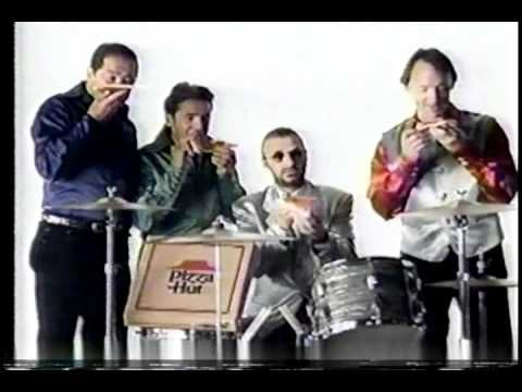 Ringo Starr The Monkees Pizza Hut Commercial The Monkees Monkees Songs Ringo Starr