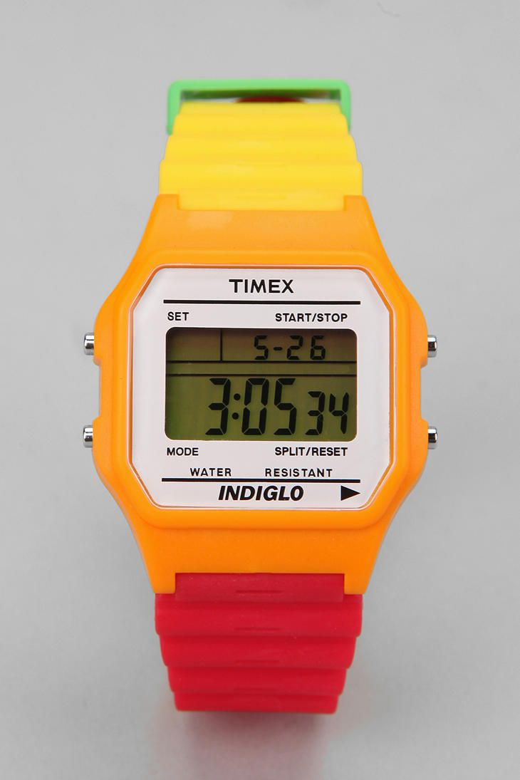 d54dbd735821 Timex 80 Colorblock Watch
