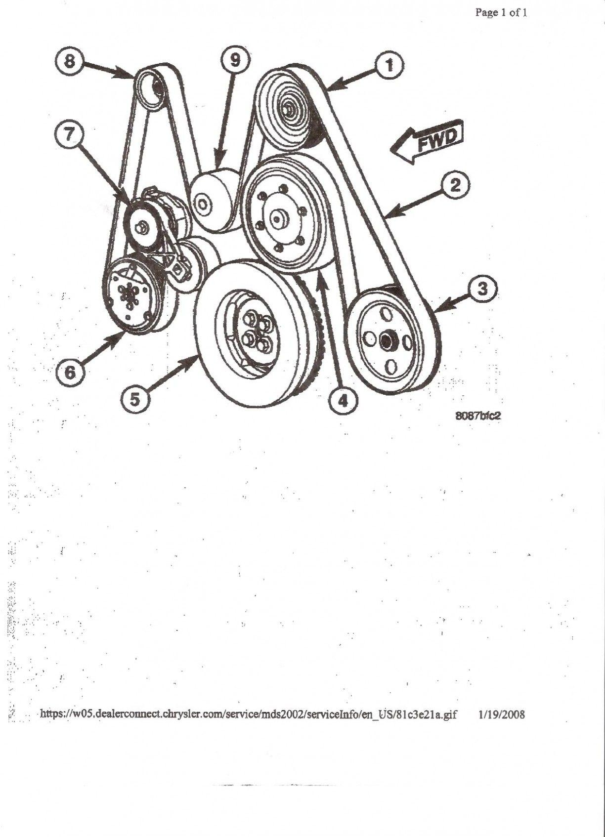 Check the Belts: 2006-2013 BMW 325i - 2006 BMW 325i 3.0L 6 Cyl.