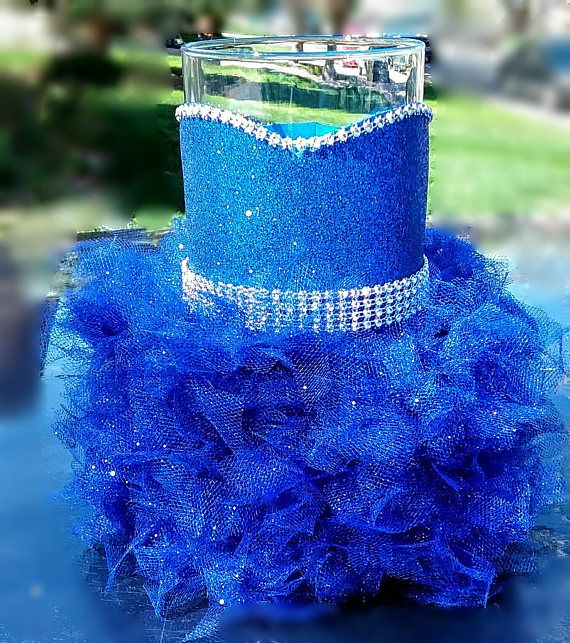 Royal blue wedding centerpiece vase royalty blue wedding favors wedding ideas royal blue wedding decorations royal blue weddings dream wedding 15 dresses check out this item in my etsy shop httpsetsy junglespirit Image collections