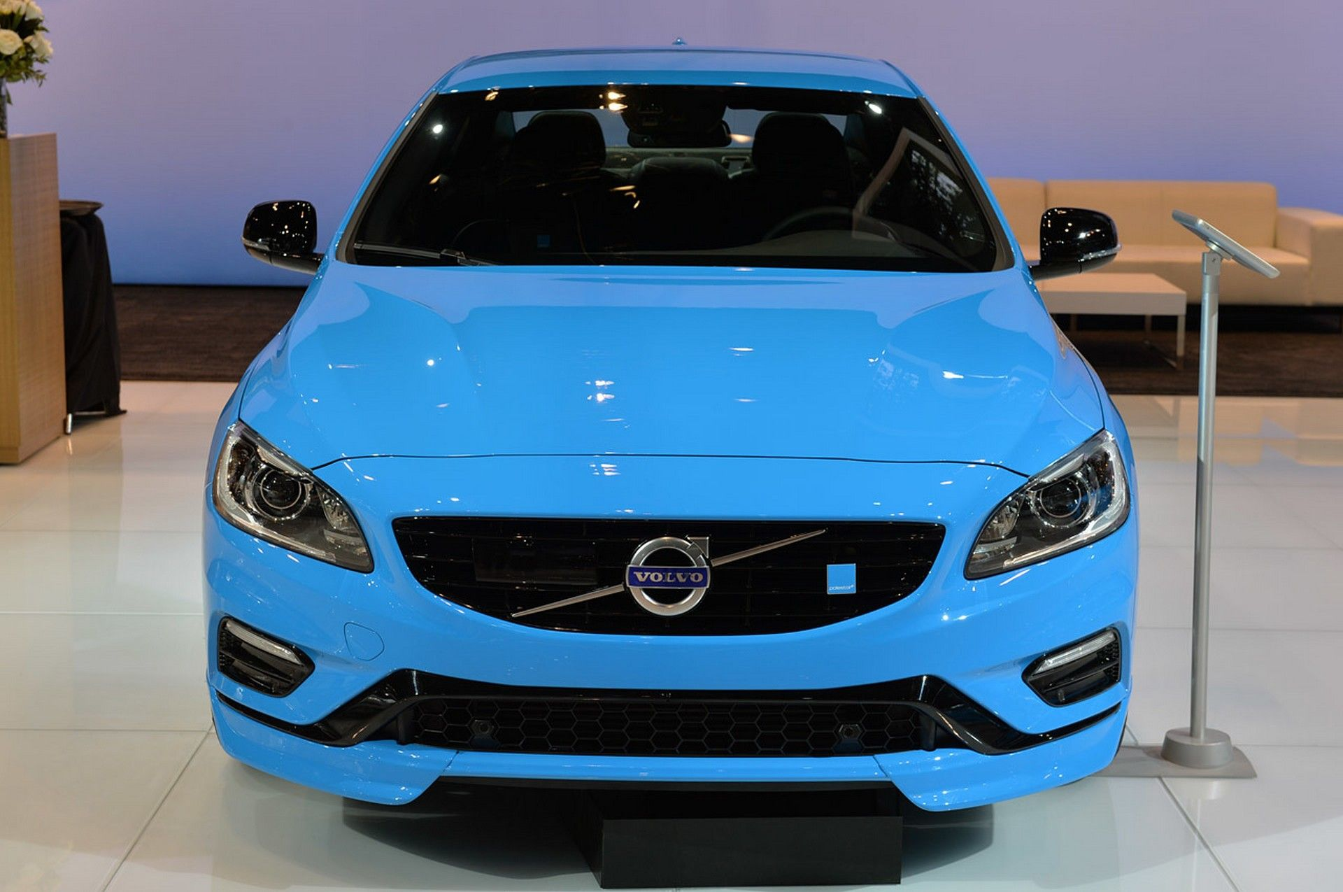 prove chicago that volvo pin vehicle auto to at has polestar much show