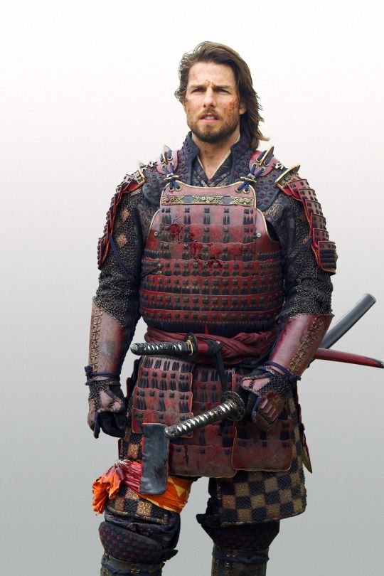 the last samurai the detail on the armor for a movie is tom cruise the last samurai 2003
