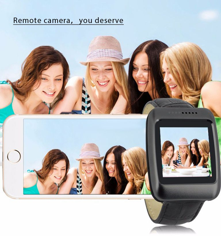 S13 Smart Watch Bluetooth 4.0 Sync Call/SMS Pedometer Anti Lost WWT-415484 - Wholesale Supplier: TinyDeal