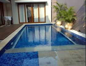 42 contoh rumah minimalis dengan kolam renang kecil yang
