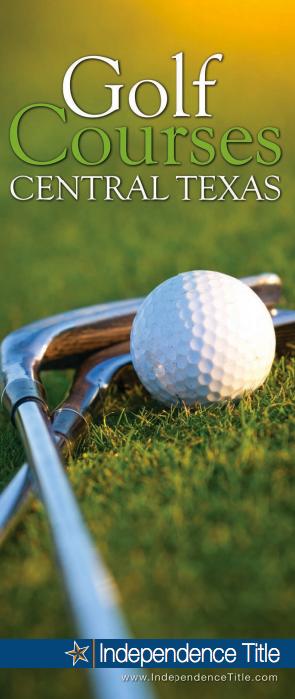 Golf Courses Central Texas