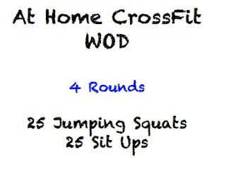 The Wholesome Heart : At Home CrossFit Workouts