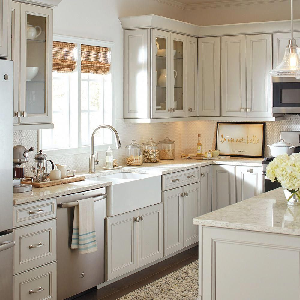 Low cost updates for your kitchen with this Home Depot