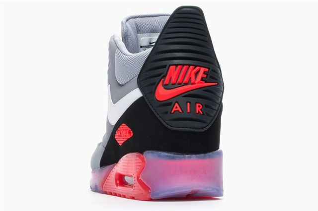 49a490c95602f4 NIKE AIR MAX 90 SNEAKERBOOT ICE (INFRARED)
