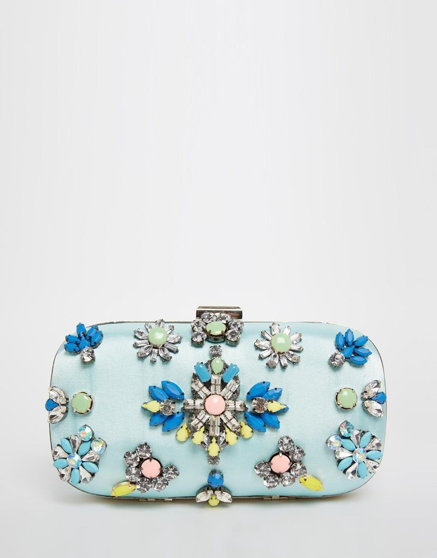 Statement Clutch - Lily Cluster by VIDA VIDA V2SKJdvuS