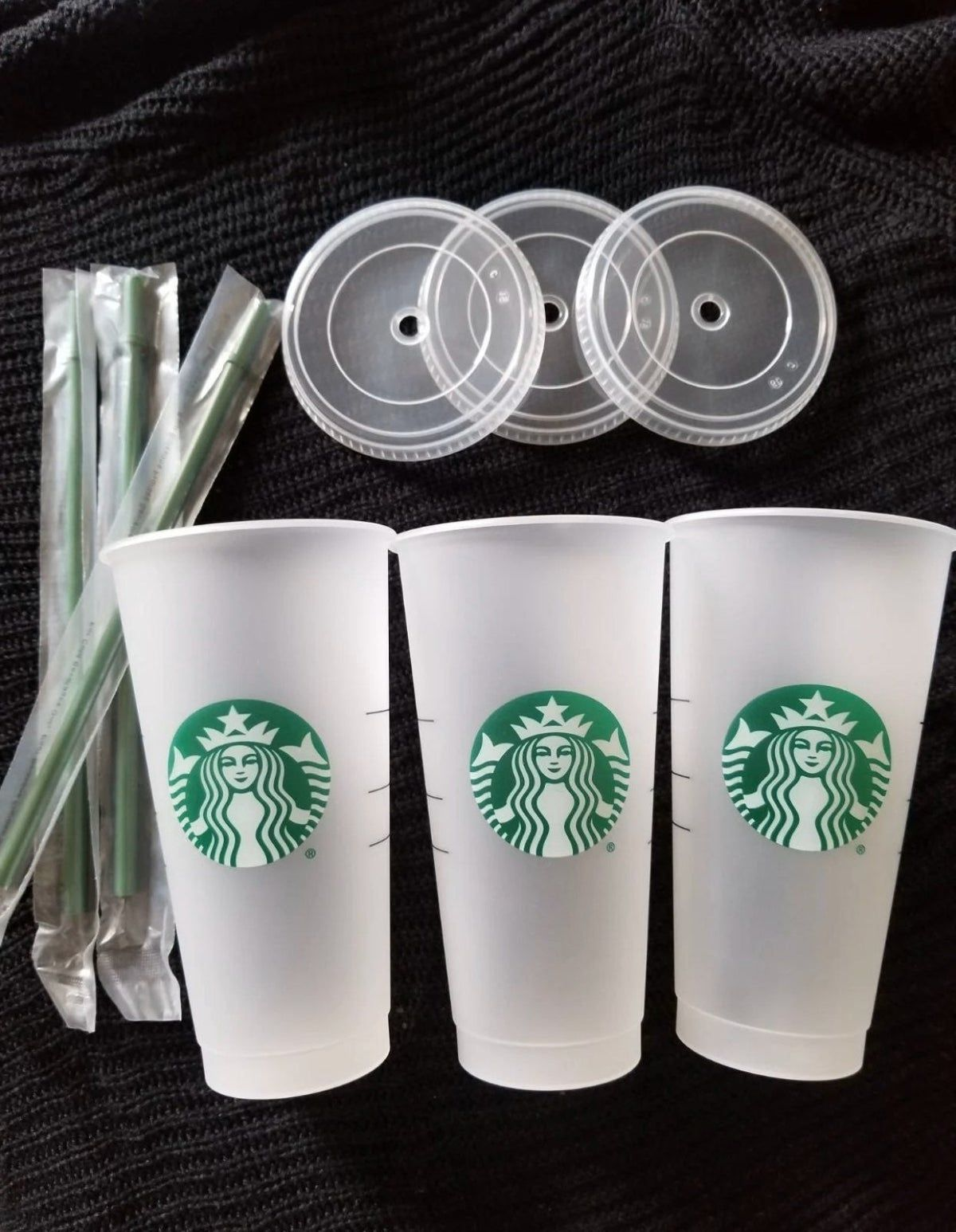 Birthday Girl Starbucks Reusable Venti Cup Celebration Cup Gift for friend