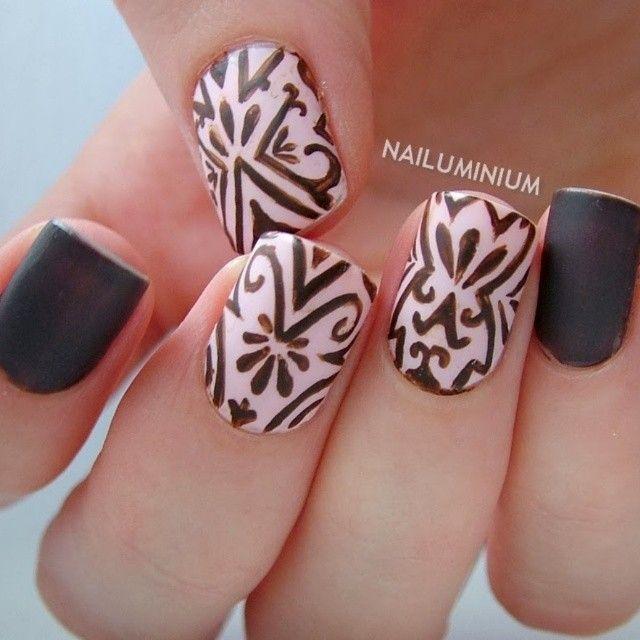 Instagram photo by nailuminium #nail #nails #nailart