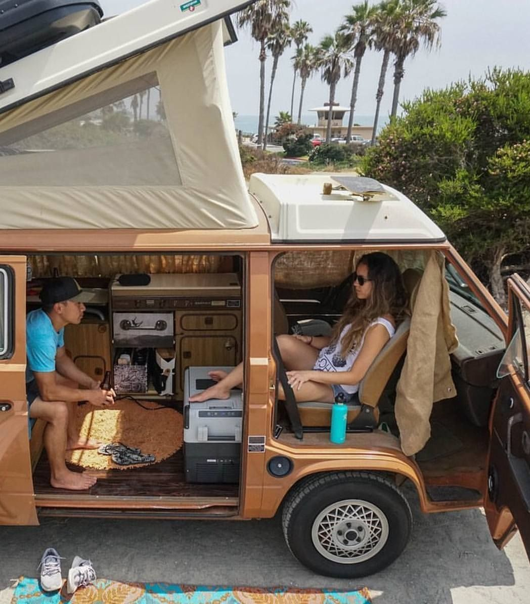 Pin by wayne Bidd on VW Stuff Van living, Van life