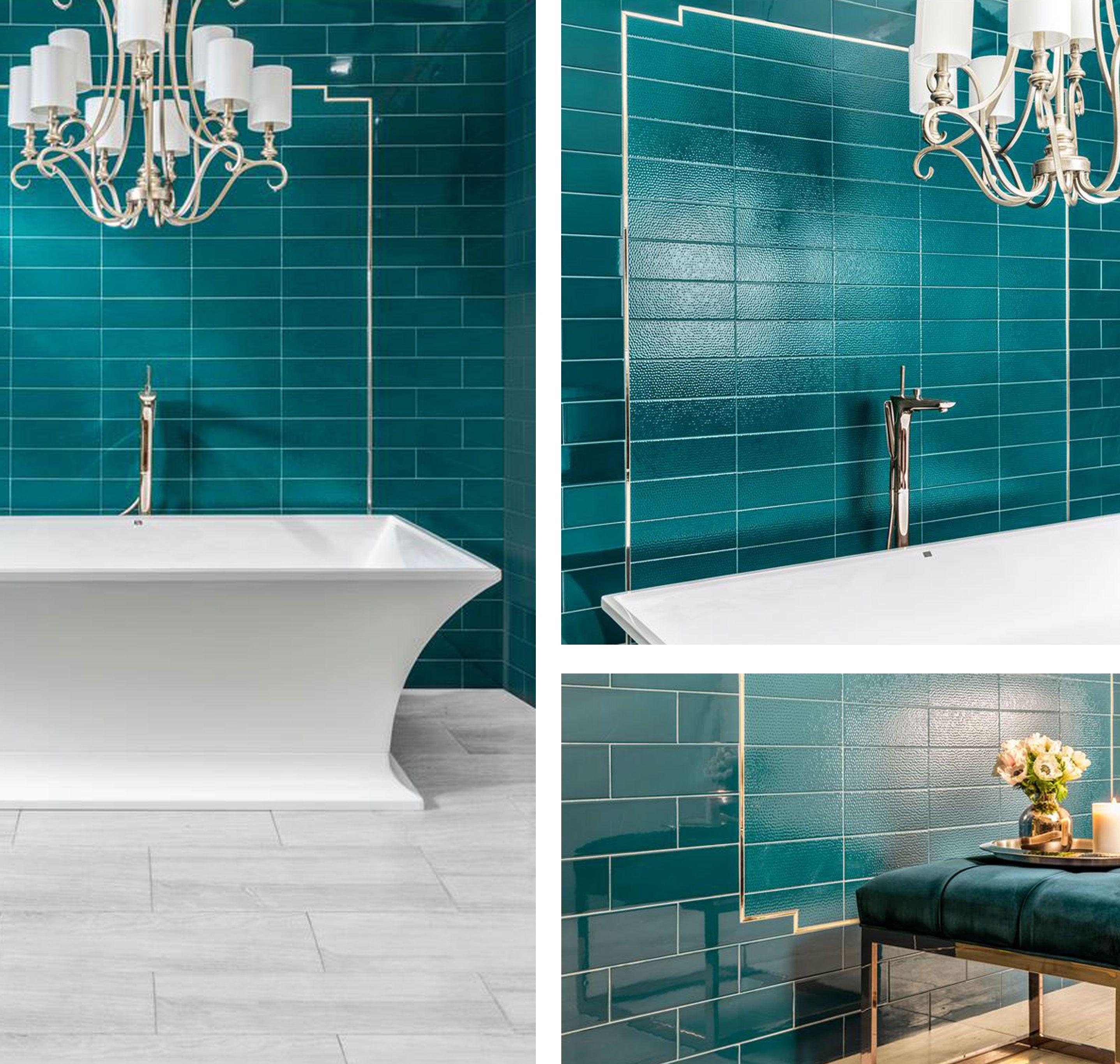 aqua bathroom aqua tiles