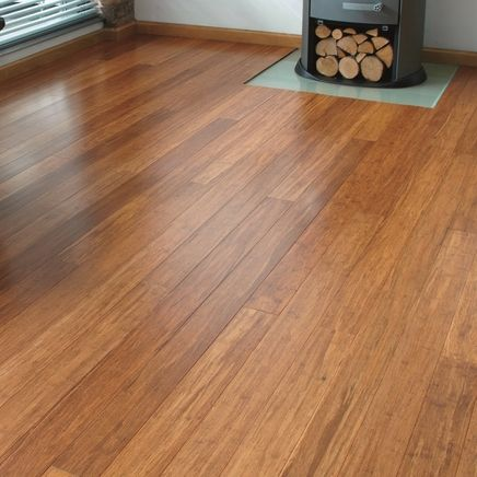 Solid Wood fast fit Bamboo flooring Howdens   Floors   Pinterest ...