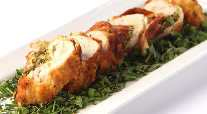 دجاج كييف من الشيف سلمى سليمان من الشيف طارق إبراهيم Recipe Recipes Chicken Recipies Food
