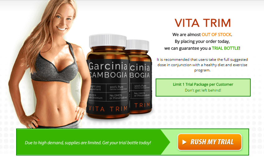 Vita Trim Doing This Will Cause You To Enter A Low Blood Glucose