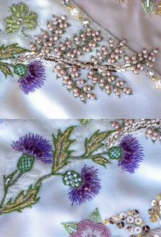 Plays With Needles: english embroidery