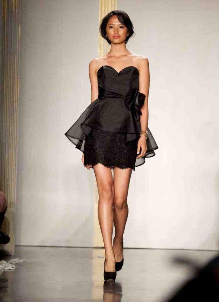 Black Bridesmaid Dresses Under 50 Black Bridesmaid Dresses