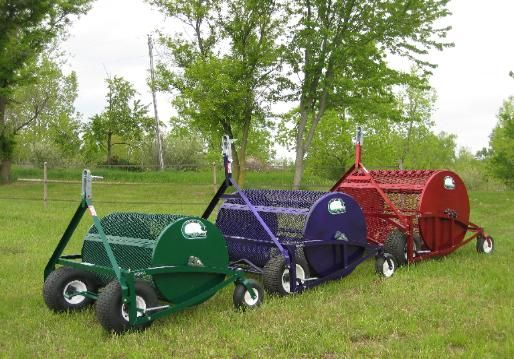 Home Built Manure Spreader : Cool manure spreader maybe someday farm stuff