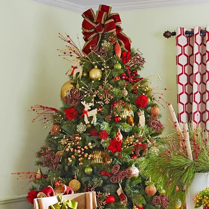 Diy Projects And Ideas Holiday Decor Christmas Holiday Christmas Tree Christmas Tree Themes