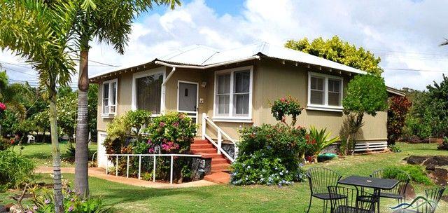 175 Night Hale Haloko Kai Kauai Cottage Kauai Vacation Beach Cottage Rentals Kauai Vacation Rentals
