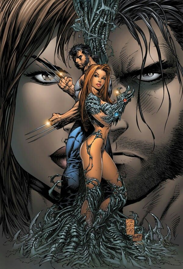 Witchblade erotic art-5282