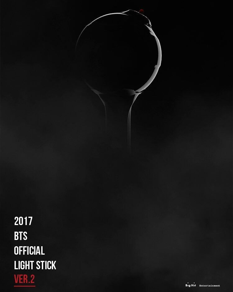 2017 BTS OFFICIAL LIGHT STICK [A.R.M.Y BOMB] VER.2 Teaser #방탄소년단 #BTS #ARMYBOMB_ver2 - I LITERALLY JUST BOUGHT THE OLD VERSION LMAO #RIPWallet