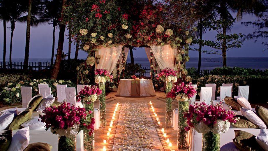The Ritz Carlton Sarasota Florida Beach Wedding Spectacular