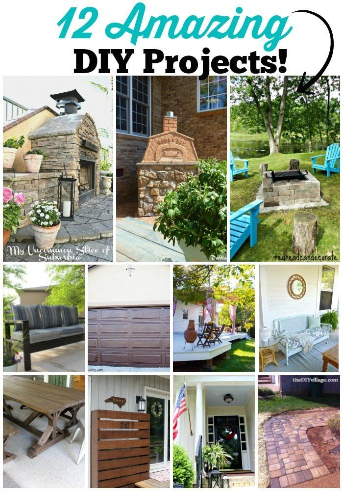 Yard and garden diy ideas yards spaces and create 12 amazing do it yourself projects for your yard and garden be inspired to create solutioingenieria Gallery