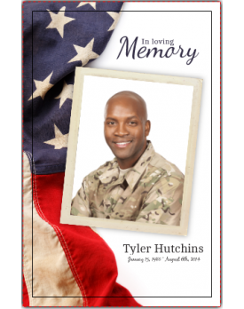 Military  Template  FuneralHome Going    Military