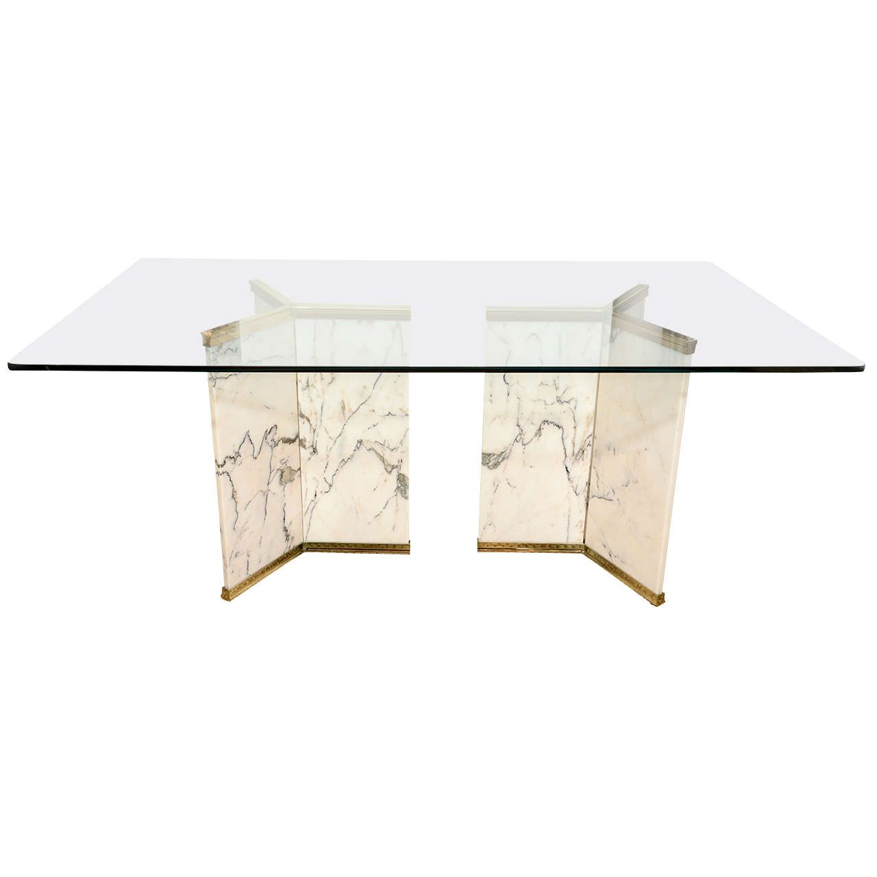 Marble Pedestal Dining Table Marble Pedestal Dining Table Glass