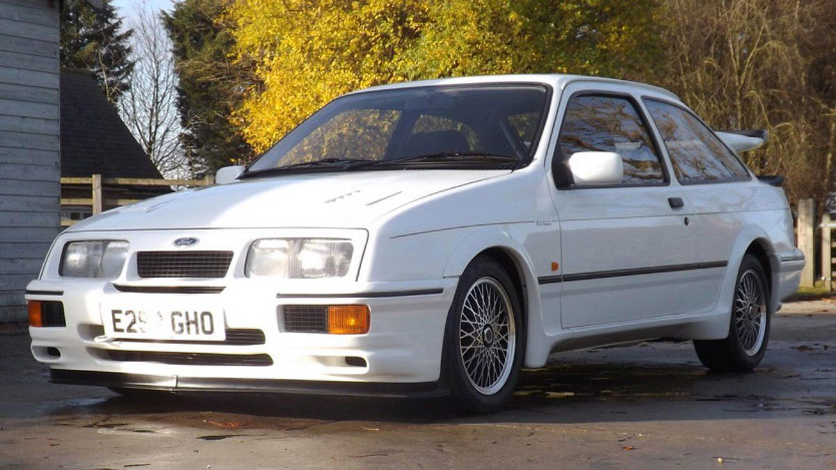 Ford Sierra Cosworth Rs500 Ford Sierra Ford Sierra