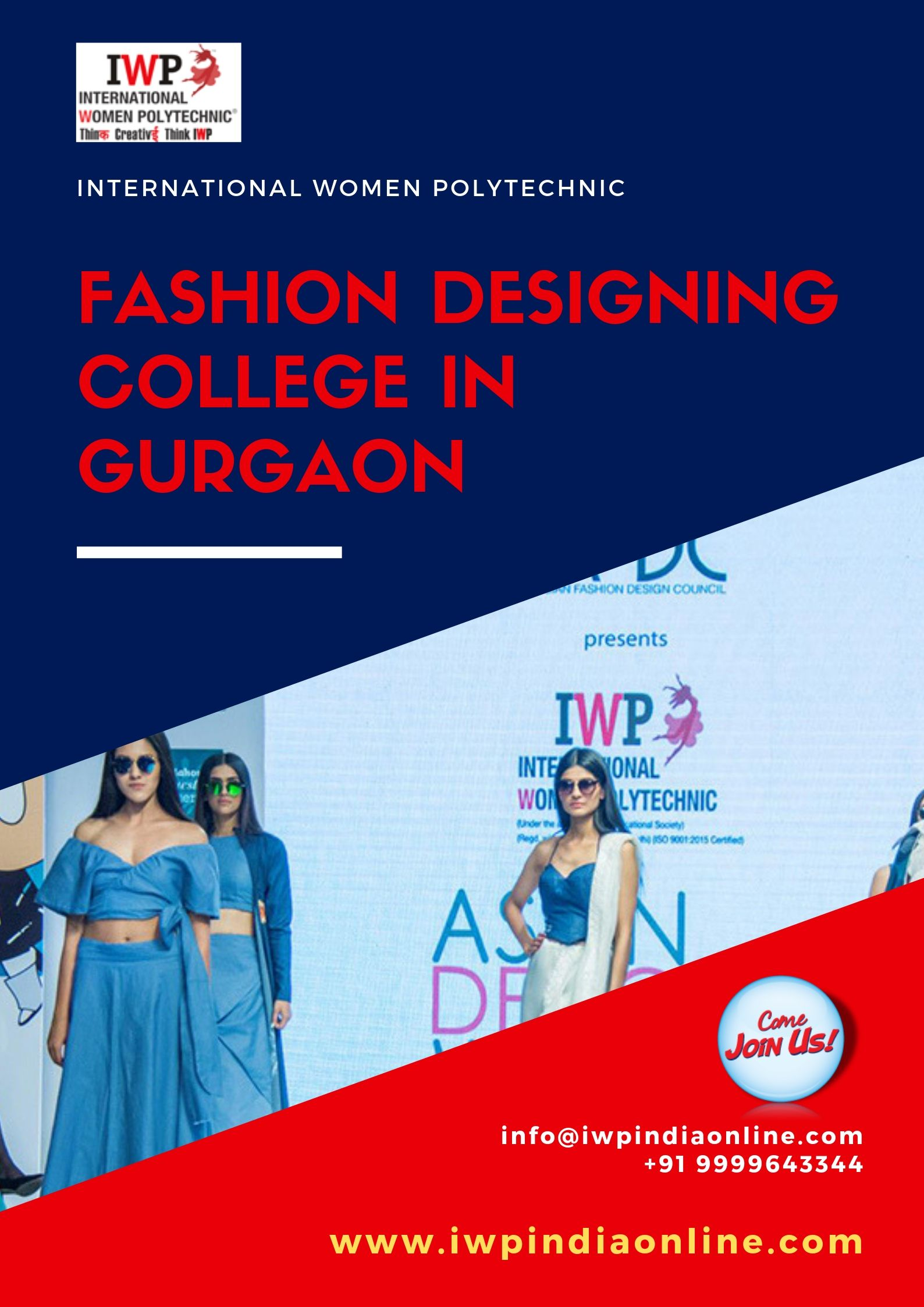 Fashion Designing Institute College In Gurgaon Iwp Fashion Classes Fees Fashion Designing Colleges Fashion Designing Institute Fashion Design