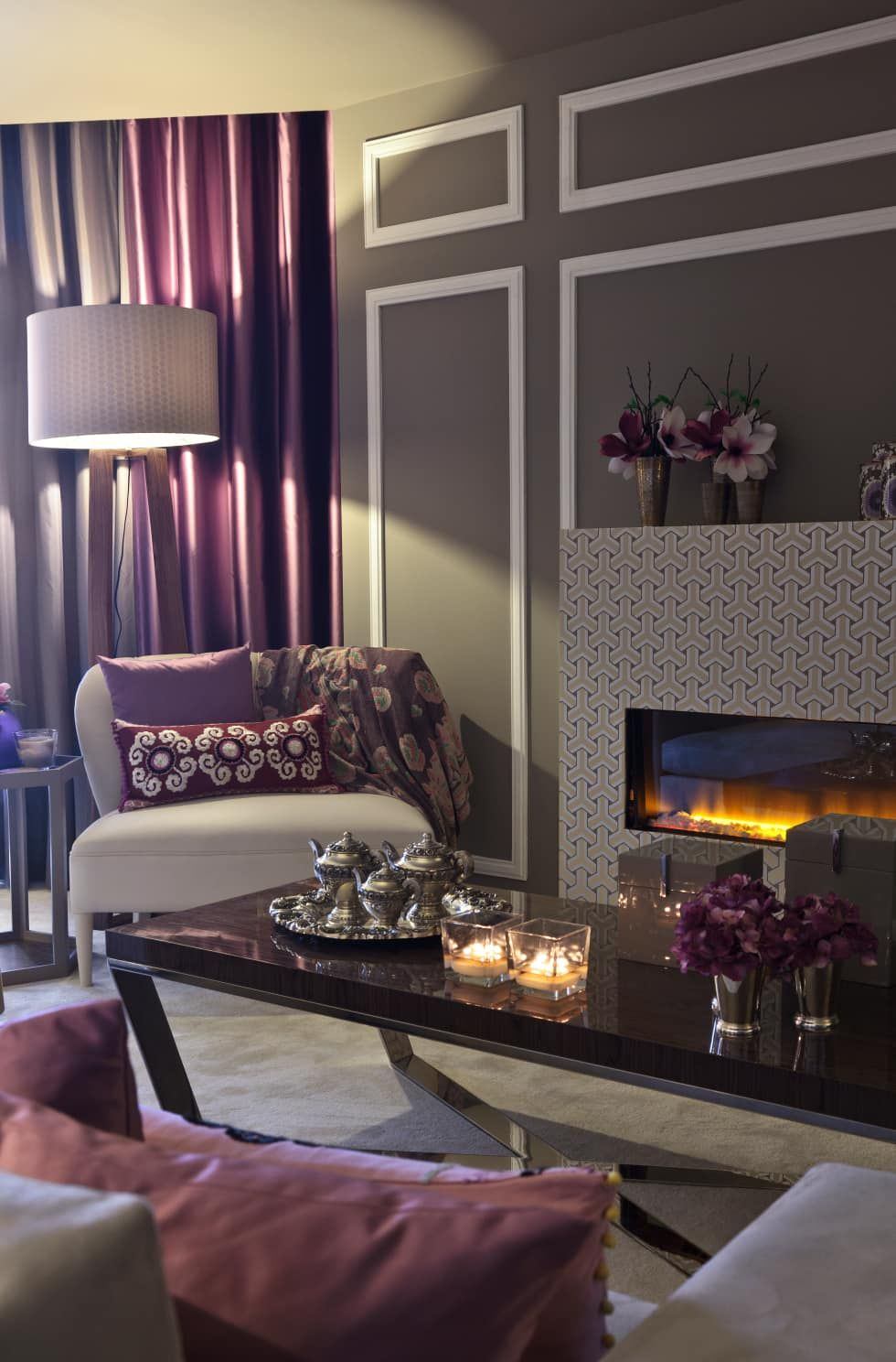 modern Living room by ROSA PURA HOME STORE