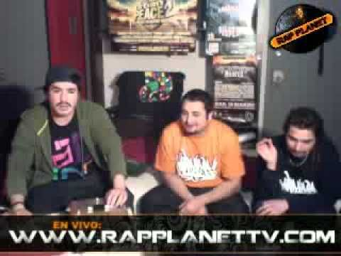 Rap Planet TV - Ley 20 Mil from the states all the spoiled brats