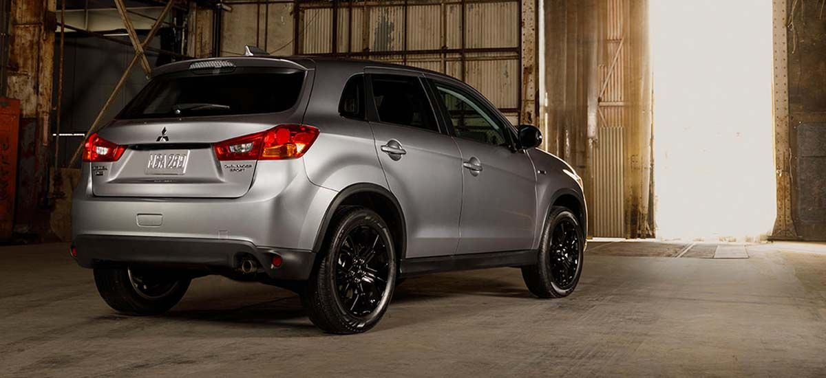 The 2017 Mitsubishi Outlander Sport Limited Edition has