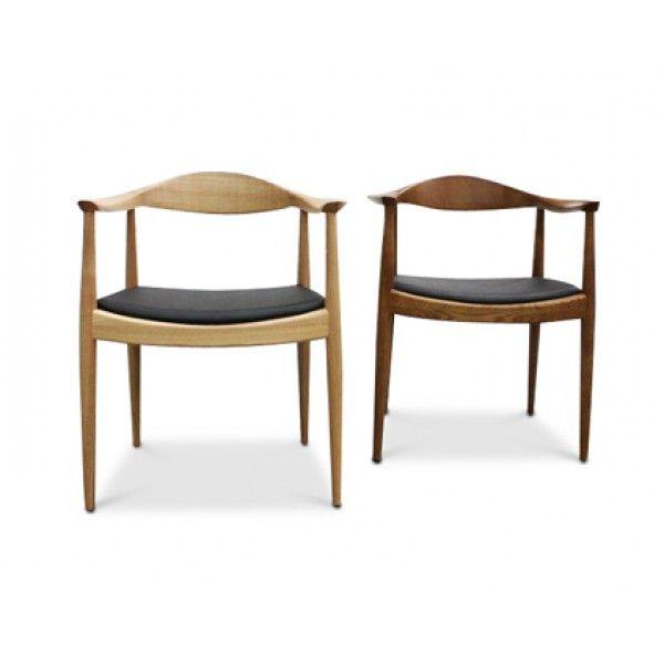 Hans Wegner Round Chair #29 - Hans Wegner Round Arm Chair