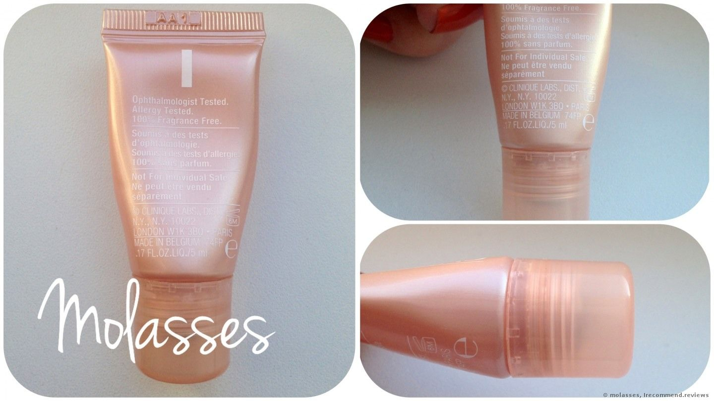 Clinique All About Eyes Serum De Puffing Eye Massage Review Eye Serum All About Eyes Clinique