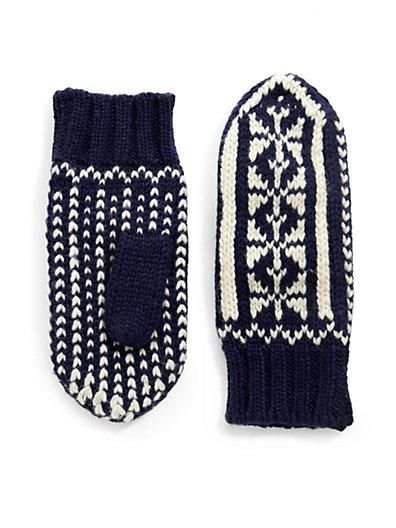 Stocking stuffer! Love, love, love these men's Gant Fair Isle wool ...