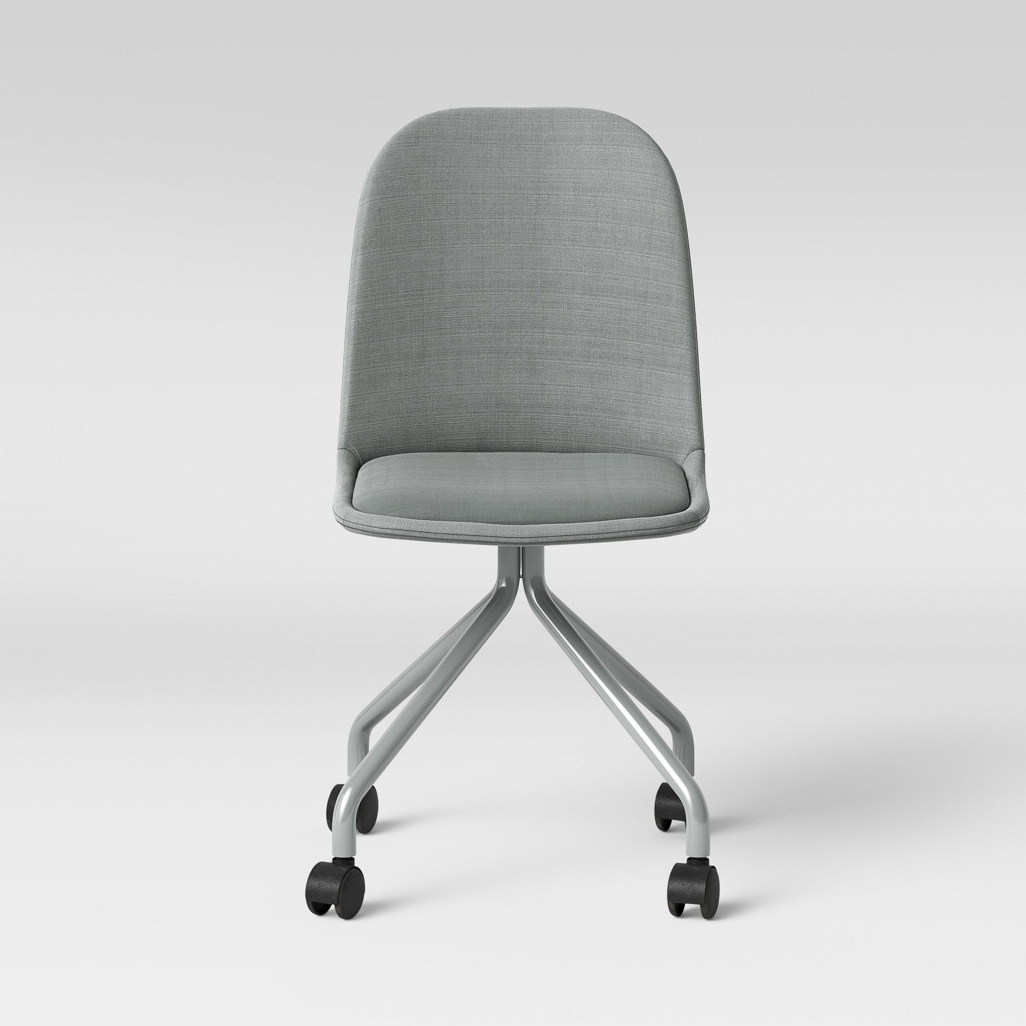 Fantastic Kids Rolling Desk Chair Gray Pillowfort Grey Desk Chair Pabps2019 Chair Design Images Pabps2019Com
