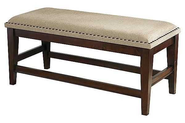 The Hindell Park Dining Room Bench From Ashley Furniture HomeStore AFHS