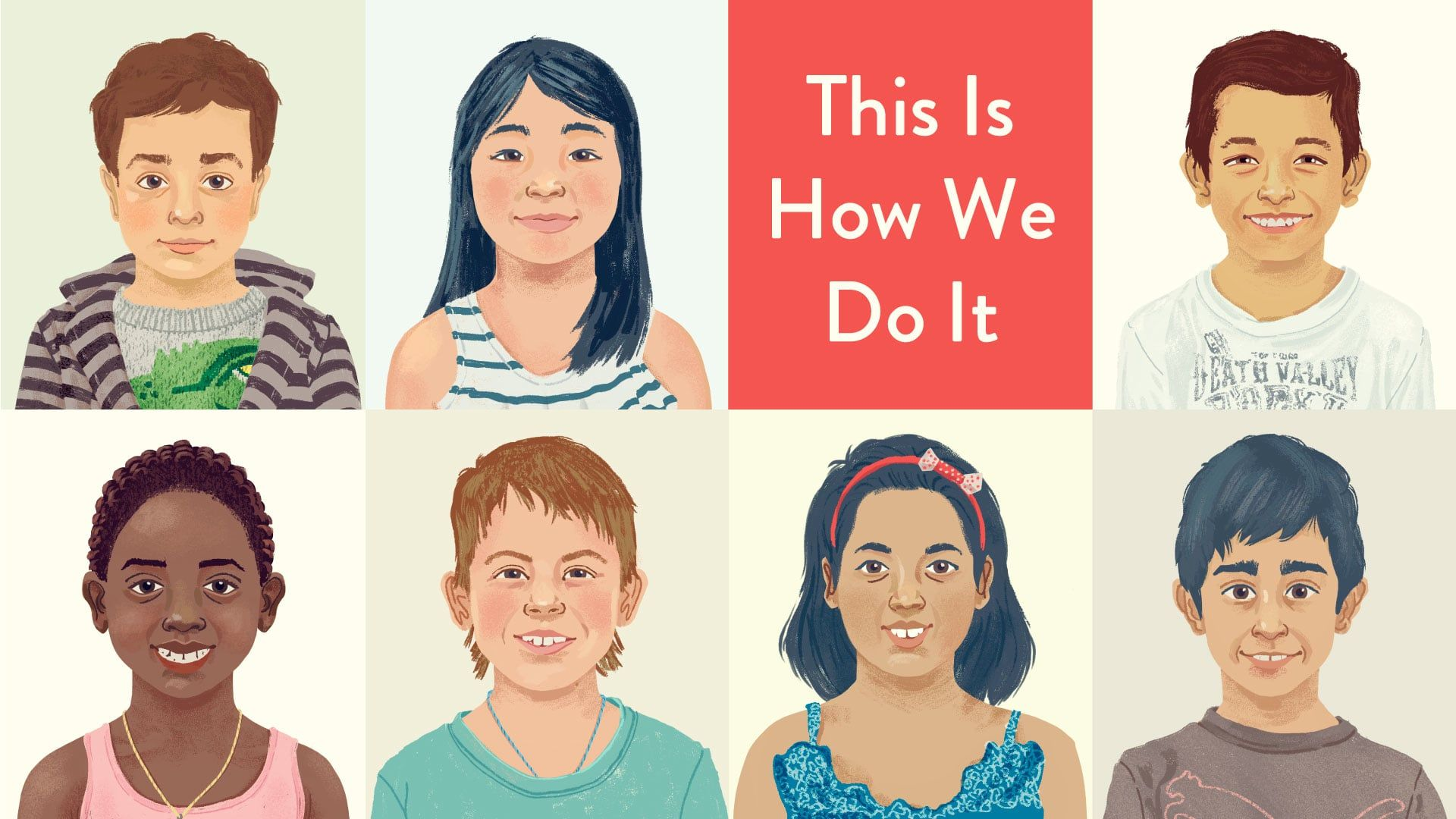 Book trailer for this is how we do it by matt lamothe