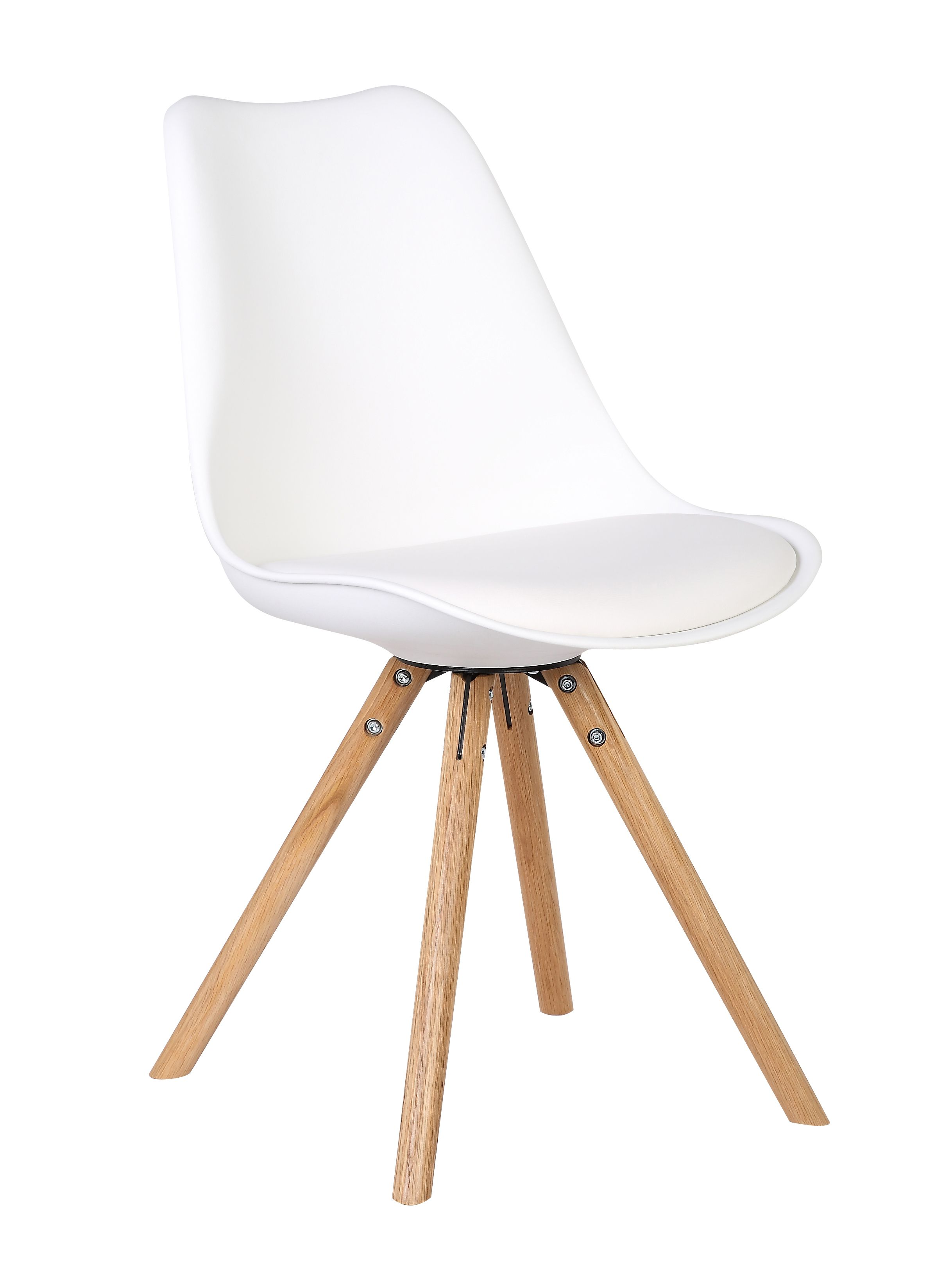 woody design stoel met kussen