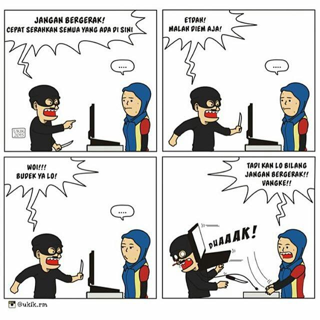 Wallpaper Meme Lucu