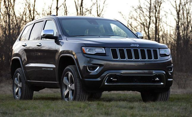 2014 Jeep Grand Cherokee Overland Review Grand Cherokee Overland 2014 Jeep Grand Cherokee Jeep Grand