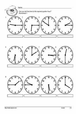 tell time to the half hour worksheets worksheet 1 places to visit telling the time. Black Bedroom Furniture Sets. Home Design Ideas