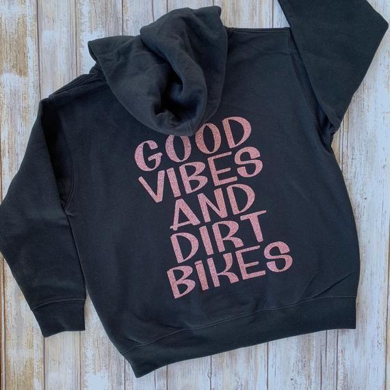 You Had Me At Braaap Hoodie Sweat Shirt JUST RIDE Motocross Moto Supercross MX